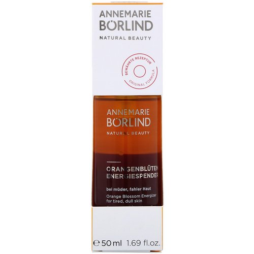 AnneMarie Borlind, Orange Blossom Energizer, 1.69 fl oz (50 ml) Review