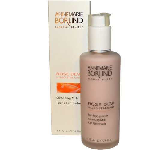 AnneMarie Borlind, Rose Dew, Cleansing Milk, 5.07 fl oz (150 ml) Review
