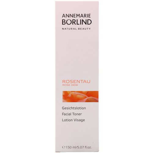 AnneMarie Borlind, Rose Dew, Facial Toner, 5.07 fl oz (150 ml) Review