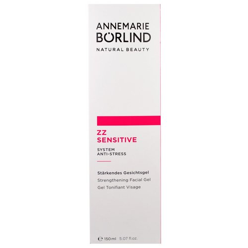 AnneMarie Borlind, ZZ Sensitive, Strengthening Facial Gel, 5.07 fl oz (150 ml) Review