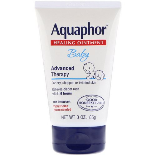 Aquaphor, Baby, Healing Ointment, 3 oz (85 g) Review