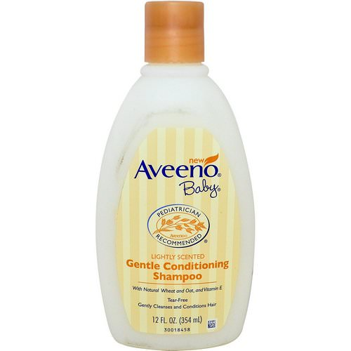 Aveeno, Baby, Gentle Conditioning Shampoo, Lightly Scented, 12 fl oz (354 ml) Review