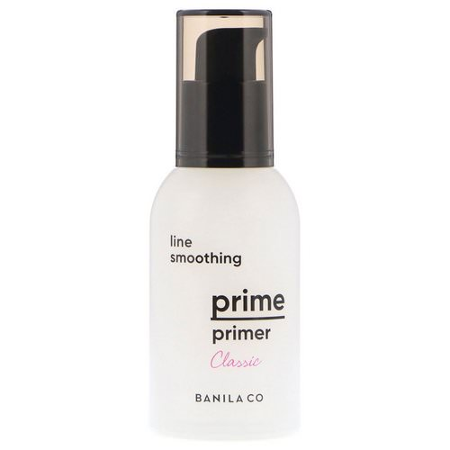 Banila Co, Prime Primer Classic, Line Smoothing, 30 ml Review
