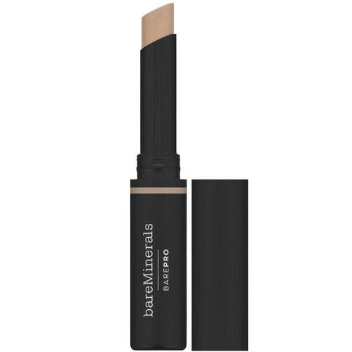 Bare Minerals, BAREPRO, 16-Hour Full Coverage Concealer, Medium-Warm 07, 0.09 (2.5 g) Review