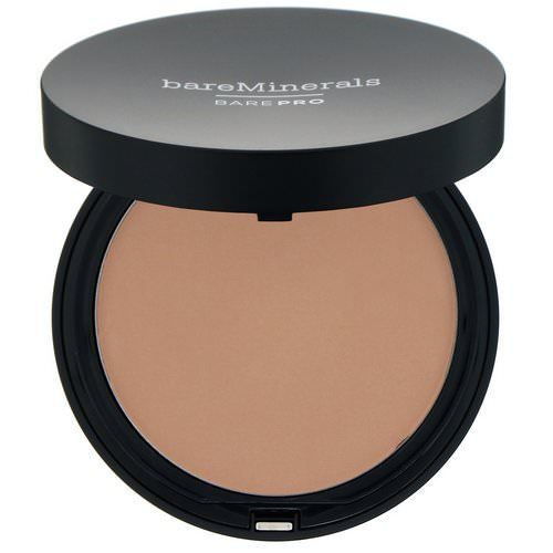 Bare Minerals, BAREPRO, Performance Wear Powder Foundation, Light Natural 09, 0.34 oz (10 g) Review