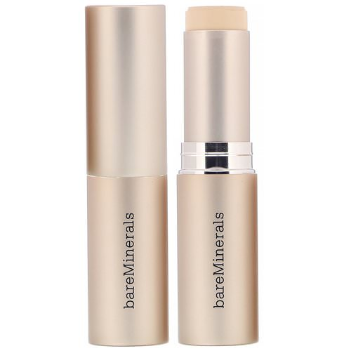 Bare Minerals, Complexion Rescue, Hydrating Foundation Stick, SPF 25, Birch 1.5, 0.35 oz (10 g) Review