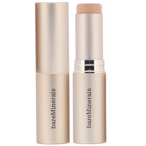 Bare Minerals, Complexion Rescue, Hydrating Foundation Stick, SPF 25, Tan 07, 0.35 oz (10 g) Review