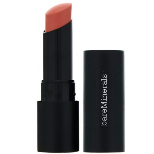 Bare Minerals, Gen Nude, Radiant Lipstick, Kitty, 0.12 oz (3.5 g) Review
