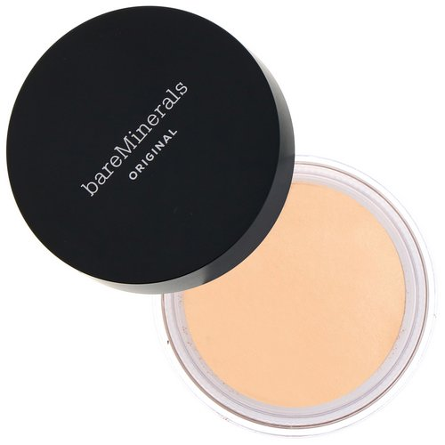 Bare Minerals, Matte Foundation, SPF 15, Fair Ivory 02, 0.21 oz (6 g) Review