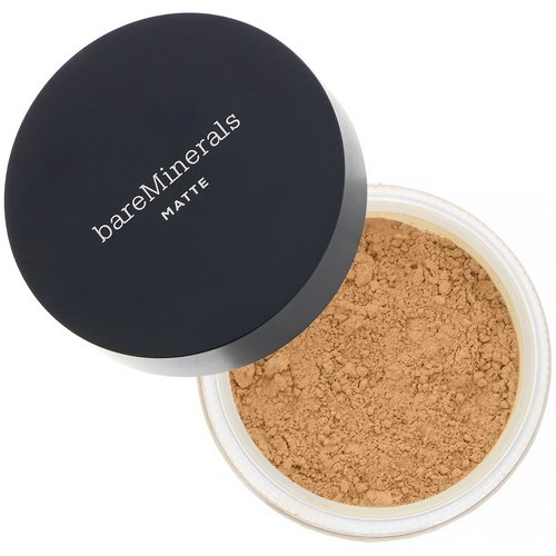Bare Minerals, Matte Foundation, SPF 15, Golden Nude 16, 0.21 oz (6 g) Review