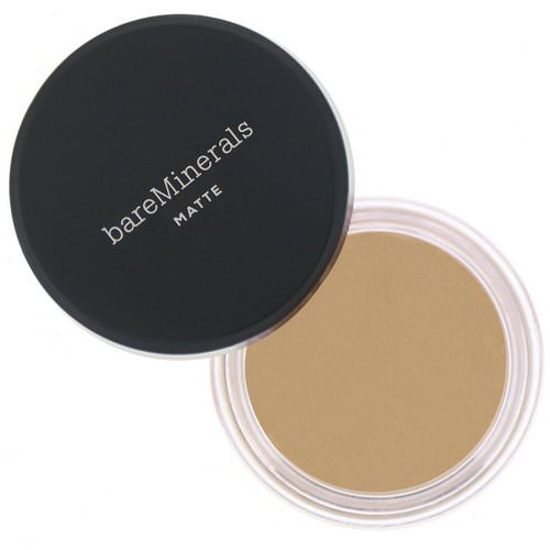 Bare Minerals, Matte Foundation, SPF 15, Light 08, 0.21 oz (6 g) Review