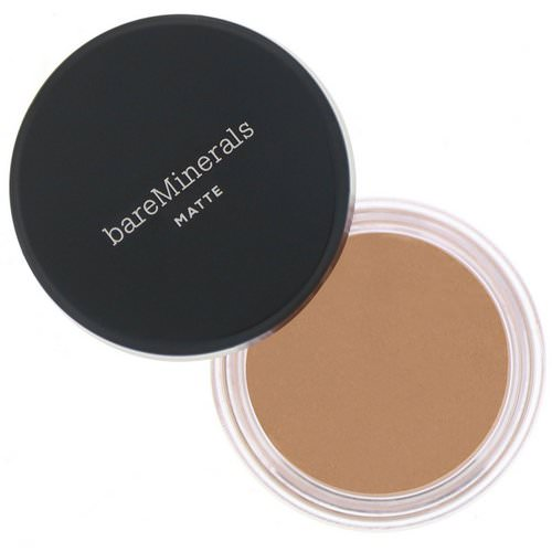 Bare Minerals, Matte Foundation, SPF 15, Neutral Tan 21, 0.21 oz (6 g) Review