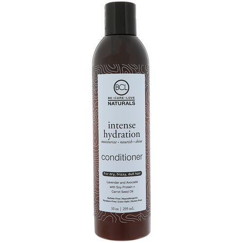 BCL, Be Care Love, Naturals, Intense Hydration, Conditioner, 10 oz (295 ml) Review