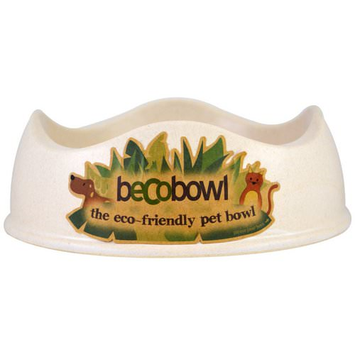 Beco Pets, Eco-Friendly Pet Bowl, Natural, Small, 1 Bowl Review