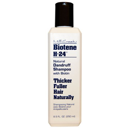 Biotene H-24, Natural Dandruff Shampoo, with Biotin, 8.5 fl oz (250 ml) Review
