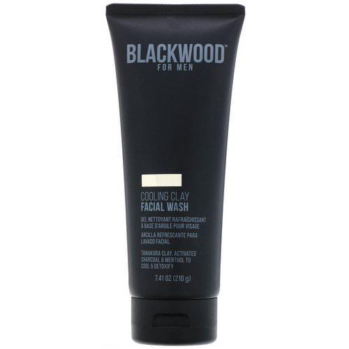 Blackwood For Men, Cooling Clay Facial Wash, For Men, 7.41 oz (210 g) Review