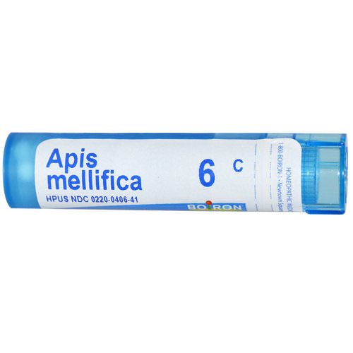 Boiron, Single Remedies, Apis Mellifica, 6C, Approx 80 Pellets Review