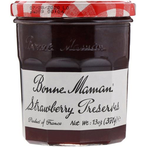 Bonne Maman, Strawberry Preserves, 13 oz (370 g) Review