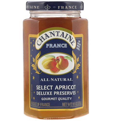 Chantaine, Deluxe Preserves, Select Apricot, 11.5 oz (325 g) Review