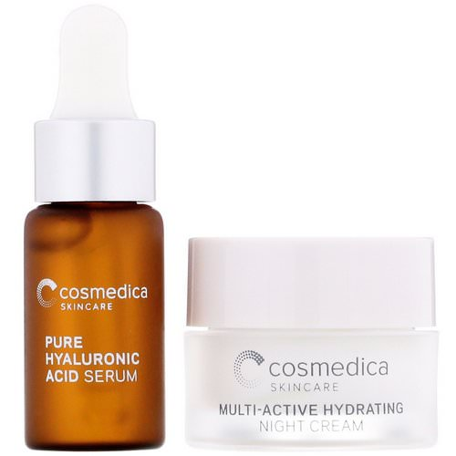 Cosmedica Skincare, Carry On Hydration Duo, 2 Piece Kit Review
