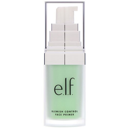 E.L.F, Blemish Control Face Primer, Clear, 0.47 fl oz (14 ml) Review
