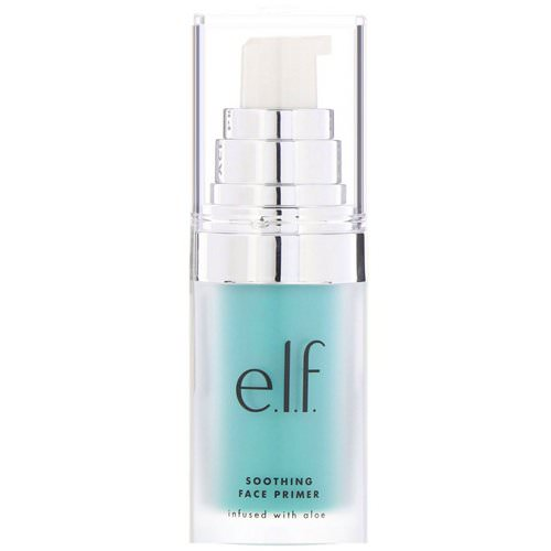 E.L.F, Soothing Face Primer, 0.47 fl oz (14 ml) Review