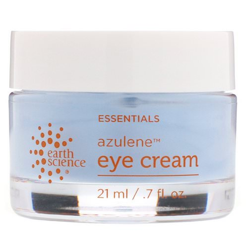Earth Science, Azulene Eye Cream, .7 fl oz (21 ml) Review