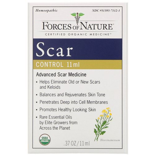 Forces of Nature, Scar Control, 0.37 oz (11 ml) Review