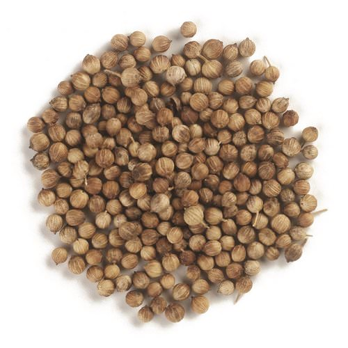 Frontier Natural Products, Whole Coriander Seed, 16 oz (453 g) Review