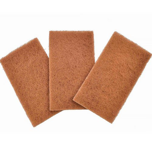 Full Circle, Neat Nut, Walnut Shell Scour Pads, 3 Pack Review