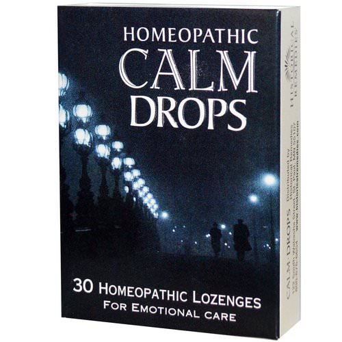Historical Remedies, Homeopathic Calm Drops, 30 Homeopathic Lozenges Review