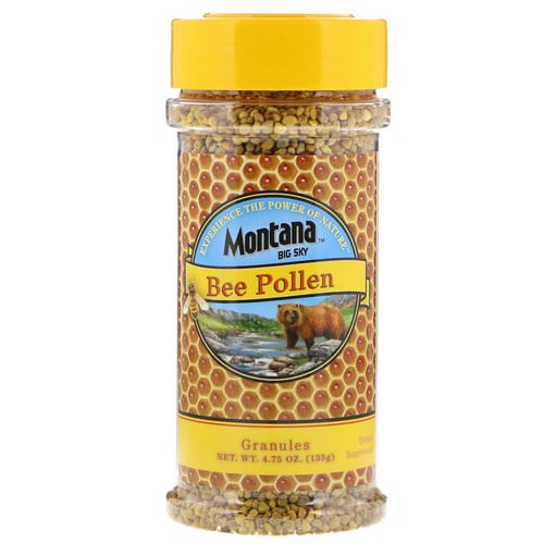 Honey Gardens, Bee Pollen Granules, 4.75 oz (135 g) Review