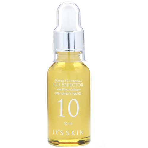 It's Skin, Power 10 Formula, CO Effector with Phyto Collagen, 30 ml Review