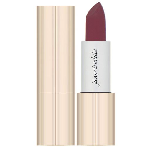 Jane Iredale, Triple Luxe, Long Lasting Naturally Moist Lipstick, Joanna, .12 oz (3.4 g) Review
