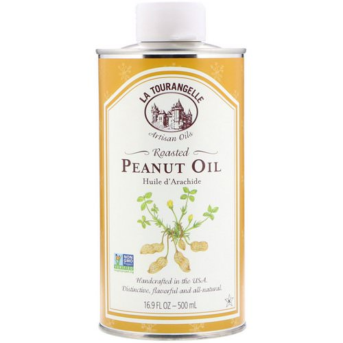 La Tourangelle, Roasted Peanut Oil, 16.9 fl oz (500 ml) Review