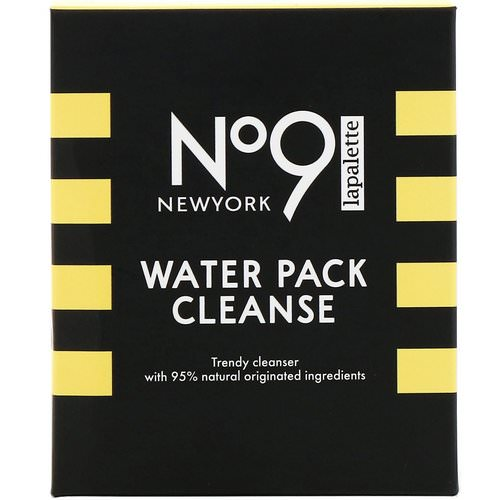 Lapalette, No.9 Water Pack Cleanse, #01 Jelly Jelly Lemon, 8.81 oz (250 g) Review