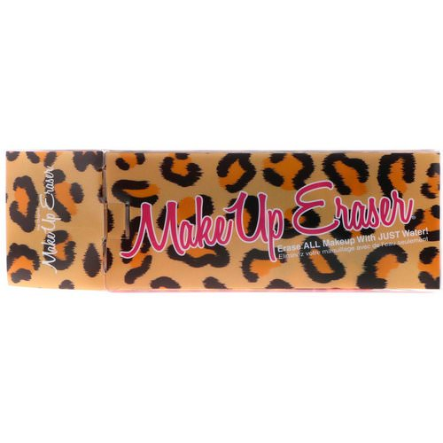 MakeUp Eraser, Cheetah, One Cloth Review