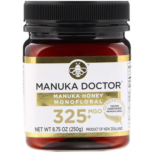Manuka Doctor, Manuka Honey Monofloral, MGO 325+, 8.75 oz (250 g) Review