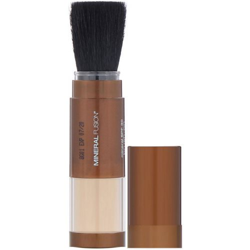 Mineral Fusion, Brush-On Sun Defense, Mineral SPF 30, 0.14 oz (4.0 g) Review