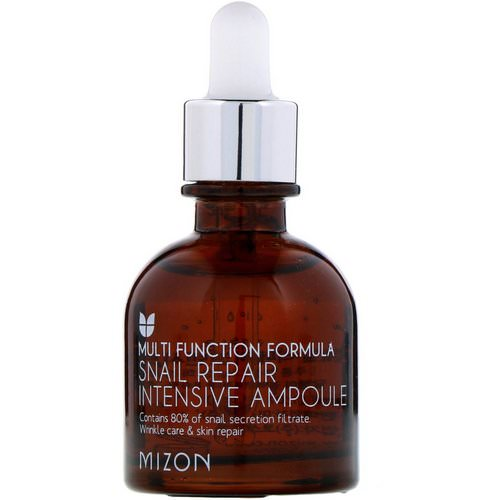 Mizon, Snail Repair Intensive Ampoule, 1.01 fl oz (30 ml) Review