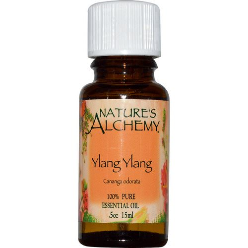 Nature's Alchemy, Ylang Ylang, Essential Oil, .5 oz (15 ml) Review