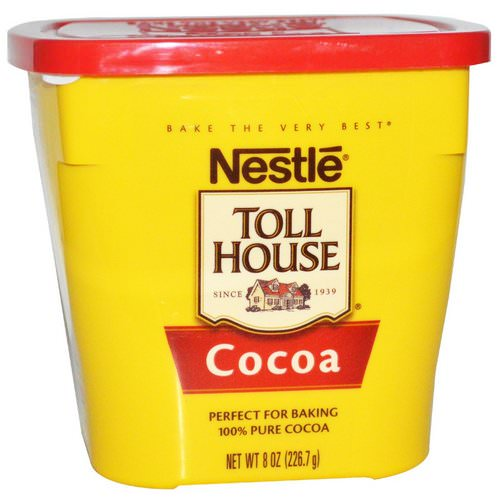 Nestle Toll House, Cocoa, 8 oz (226.7 g) Review