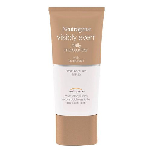 Neutrogena, Visibly Even, Daily Moisturizer with Sunscreen, SPF 30, 1.7 fl oz (50 ml) Review