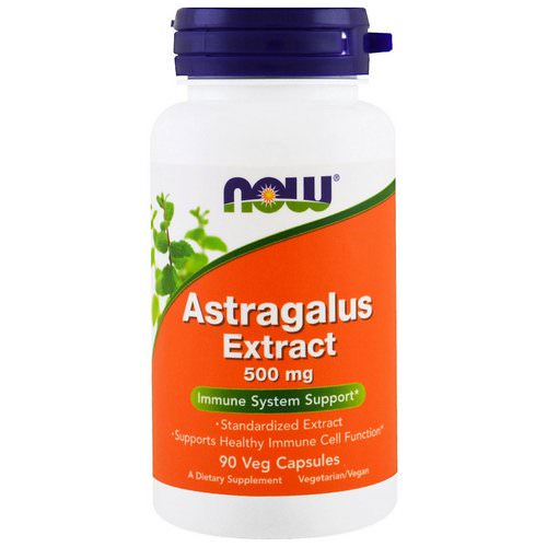 Now Foods, Astragalus Extract, 500 mg, 90 Veggie Caps Review