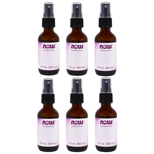 Now Foods, Empty 2 fl oz Amber Glass Bottle + Spray Lid, Case of 6 Review