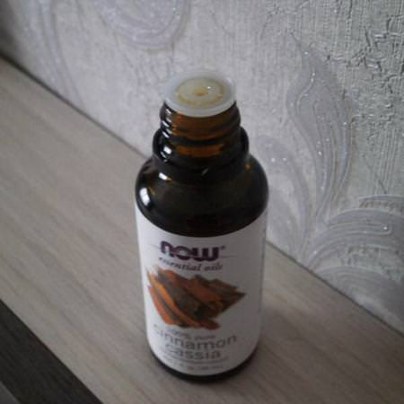 Now Foods Cinnamon Cassia Oil, Uplift, Energize, Essential Oils