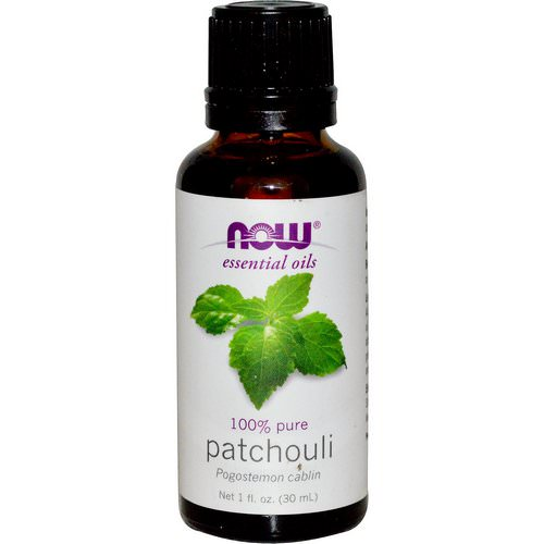 Now Foods, Essential Oils, Patchouli, 1 fl oz (30 ml) Review