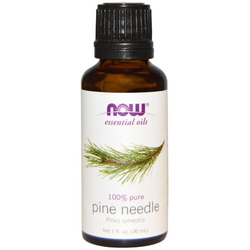 Now Foods, Essential Oils, Pine Needle, 1 fl oz (30 ml) Review