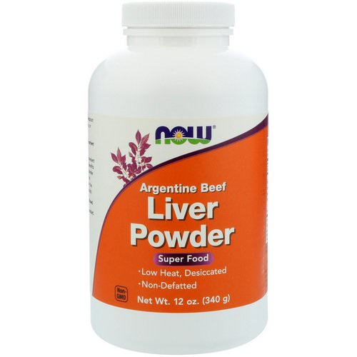 Now Foods, Liver Powder, 12 oz (340 g) Review