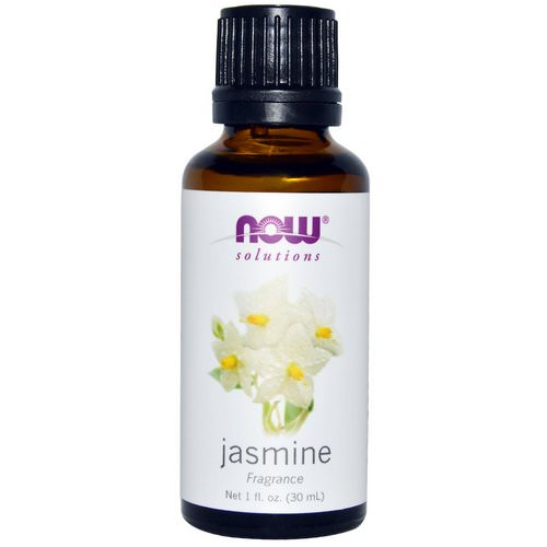 Now Foods, Solutions, Jasmine, 1 fl oz (30 ml) Review